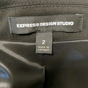 Express Jackets & Coats - Express Design Studio Black Blazer